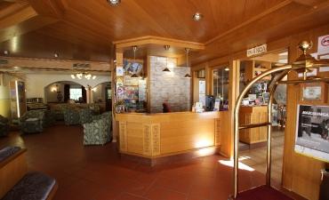 Ricevimento, Hall, Sala della Stufa, Soggiorno TV  con angolo giochi per bambini, Internet Point.-1